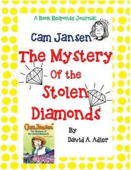 Cam Jansen:  The Mystery of the Stolen Diamonds- Novel Study