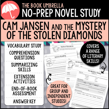 Cam Jansen: The Mystery of the Stolen Diamonds