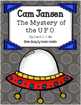 Cam Jansen The Mystery of the U.F.O