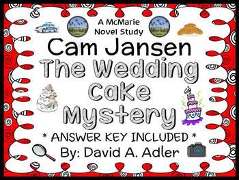 Cam Jansen: The Wedding Cake Mystery (David Adler) Novel Study / Comprehension