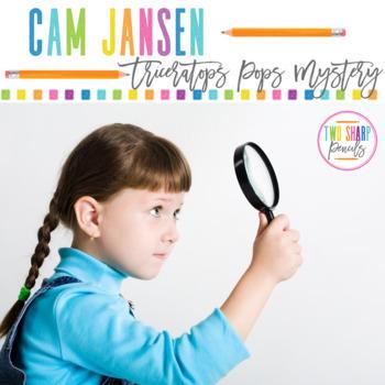 Cam Jansen Triceratops Pops Mystery Novel Study