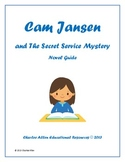 Cam Jansen and The Secret Service Mystery
