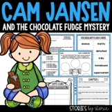 Cam Jansen and the Chocolate Fudge Mystery Book Questions and Vocabulary