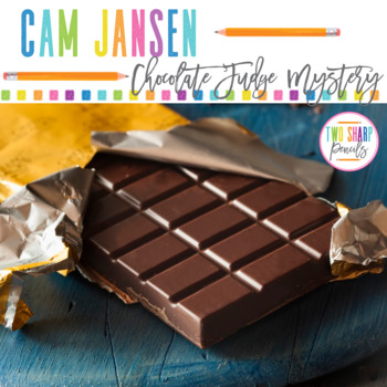 Cam Jansen and the Chocolate Fudge Mystery Novel Study