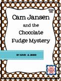 Cam Jansen and the Chocolate Fudge Mystery- Novel Study/Bo