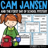 Cam Jansen and the First Day of School Mystery Book Questions and Vocabulary
