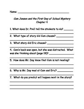 original-597218-2 Reading Comprehension Lesson For First Grade on