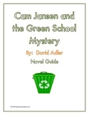Cam Jansen and the Green School Mystery Novel Guide