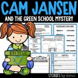 Cam Jansen and the Green School Mystery Book Questions and Vocabulary