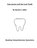 Young Cam Jansen and the Lost Tooth Reading Comprehension Questions