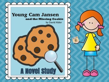 Cam Jansen and the Missing Cookie
