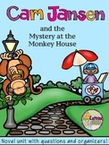 Cam Jansen and the Mystery at the Monkey House Novel Study