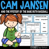 Cam Jansen and the Mystery of the Babe Ruth Baseball Book