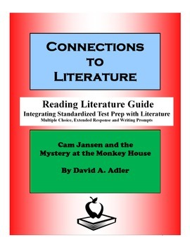 Cam Jansen and the Mystery of the Babe Ruth Baseball-Reading Literature Guide