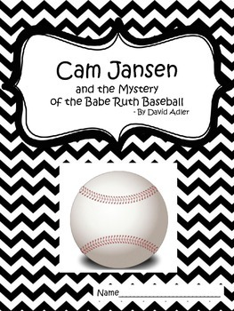 Cam Jansen and the Mystery of the Babe Ruth Baseball (test