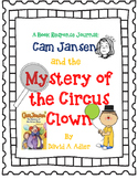 Cam Jansen and the Mystery of the Circus Clown-A Complete Novel study