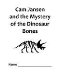 Cam Jansen and the Mystery of the Dinosaur Bones Comprehen