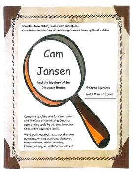 Cam Jansen and the Mystery of the Dinosaur Bones Complete