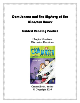 Guided Reading: Cam Jansen and the Mystery of the Dinosaur Bones