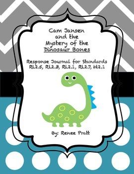 Cam Jansen and the Mystery of the Dinosaur Bones Response Journal