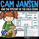 Cam Jansen and the Mystery of the Gold Coins Book Questions & Vocabulary