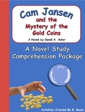 Cam Jansen and the Mystery of the Gold Coins Novel Study - 26 pages