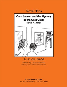 Cam Jansen and the Mystery of the Gold Coins - Novel-Ties