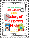 Cam Jansen and the Mystery of the Monster Movie-A Complete Novel Study