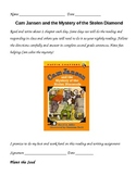 Cam Jansen and the Mystery of the Stolen Diamond Response Pack