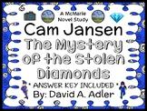 Cam Jansen and the Mystery of the Stolen Diamonds (David A. Adler) Novel Study