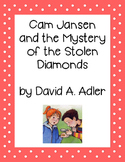 Cam Jansen and the Mystery of the Stolen Diamonds Novel Study