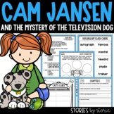 Cam Jansen and the Mystery of the Television Dog Book Questions & Vocabulary