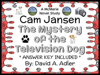 Cam Jansen and the Mystery of the Television Dog (David A.