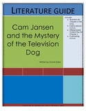 Cam Jansen and the Mystery of the Television Dog Literature Guide