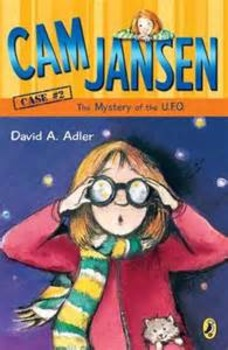 Cam Jansen and the Mystery of the UFO