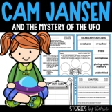 Cam Jansen and the Mystery of the UFO Book Questions & Vocabulary