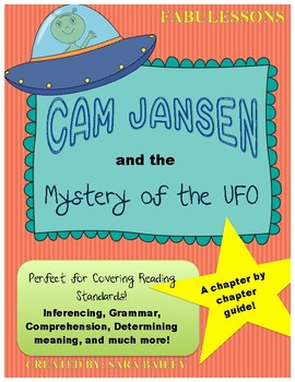 Cam Jansen and the Mystery of the UFO Novel Study