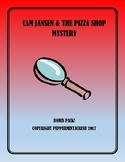 Cam Jansen and the Pizza Shop Mystery Bonus Activities