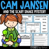 Cam Jansen and the Scary Snake Mystery Distance Learning