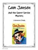 Cam Jansen and the Secret Service Mystery Literature Study