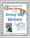 Cam Jansen and the Snowy Day Mystery - A Complete book Response Journal