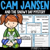 Cam Jansen and the Snowy Day Mystery Book Questions & Vocabulary