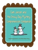 Cam Jansen and the Snowy Day Mystery Comprehension Companion