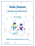 Cam Jansen and the Snowy Day Mystery Novel Guide