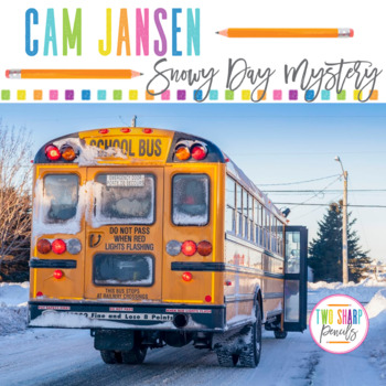 Cam Jansen and the Snowy Day Novel Study