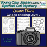 Young Cam Jansen and the Spotted Cat Mystery, Guided Reading Lesson Plan Level J