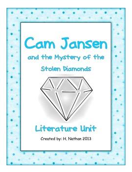 Cam Jansen and the Stolen Diamonds Lit Study