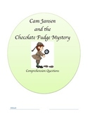 Cam Jansen and the chocolate fudge mystery comprehension questions