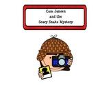 Cam Jansen & the Scary Snake Mystery