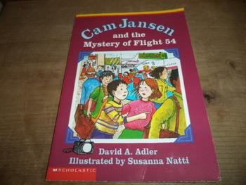 Cam Jansen ISBN 0-439-13384-X